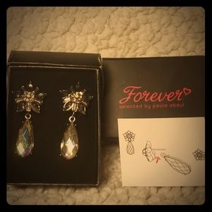 Forever Shimmer Beads Convertible Earrings by Avon